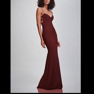 Unaltered Theia Chiara Bridesmaids Dress